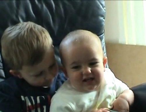 Funny: Charlie Bit Me…