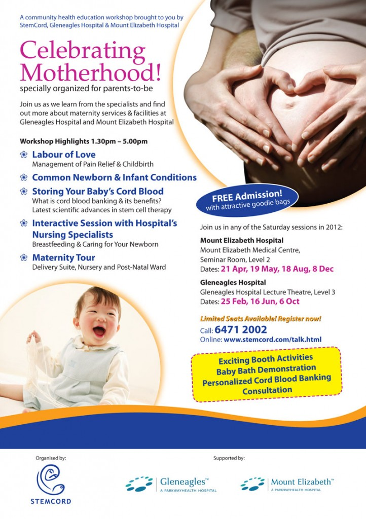 Motherhood event organised by Event Parkway