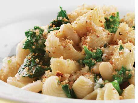 broccoli-rabe-white-bean-pasta