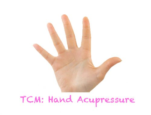 TCM: Hand Accupressure