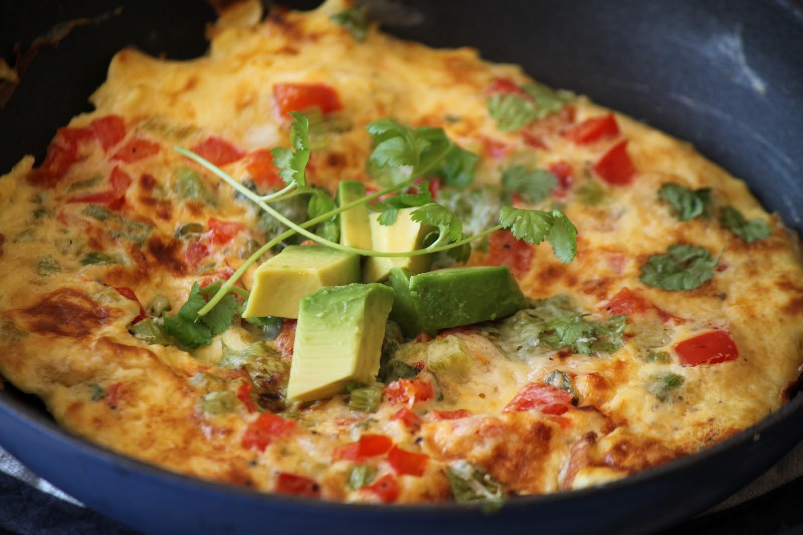 Oscar's Lunch - Spanish Omelette for kids (5)
