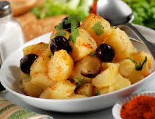 Aloo Paneer Chaat ( Calcium Rich Recipe)