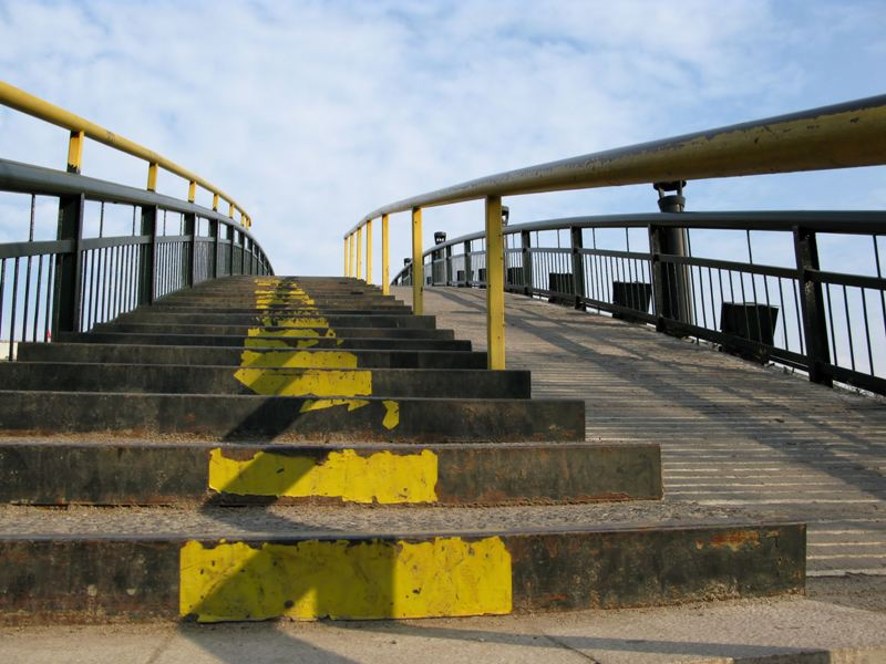 Prenatal cardio: Stairs Climbing – Twice as much calories burnt as…