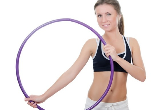 Prenatal cardio: Hula-hooping those fats away during your entire term