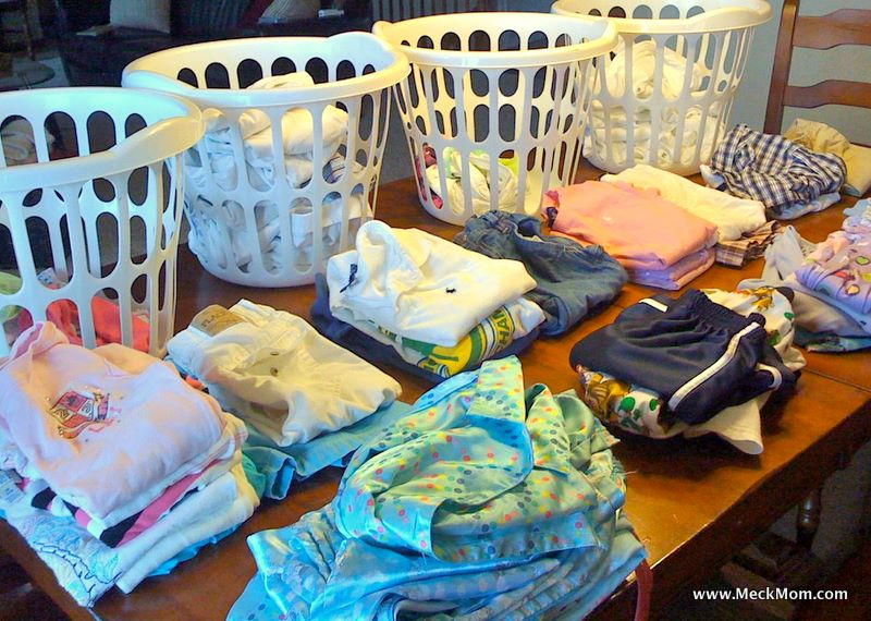 How to shorten your laundry time to 30 minutes