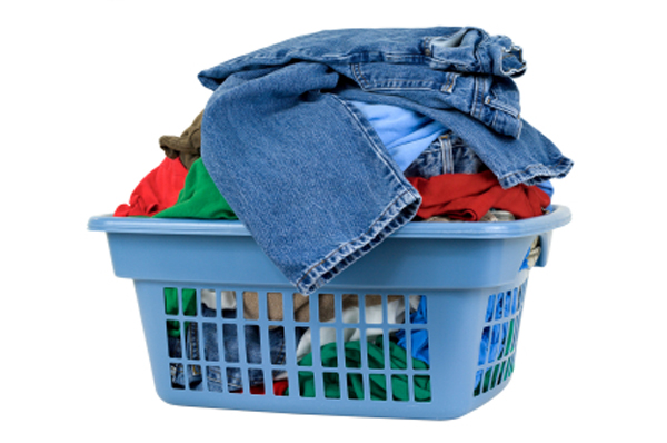 How to organize your laundry time