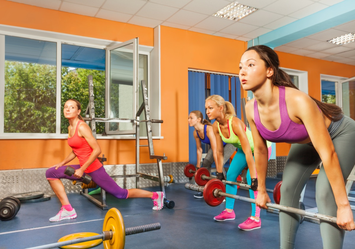 3 Benefits of Strength Training For Ladies